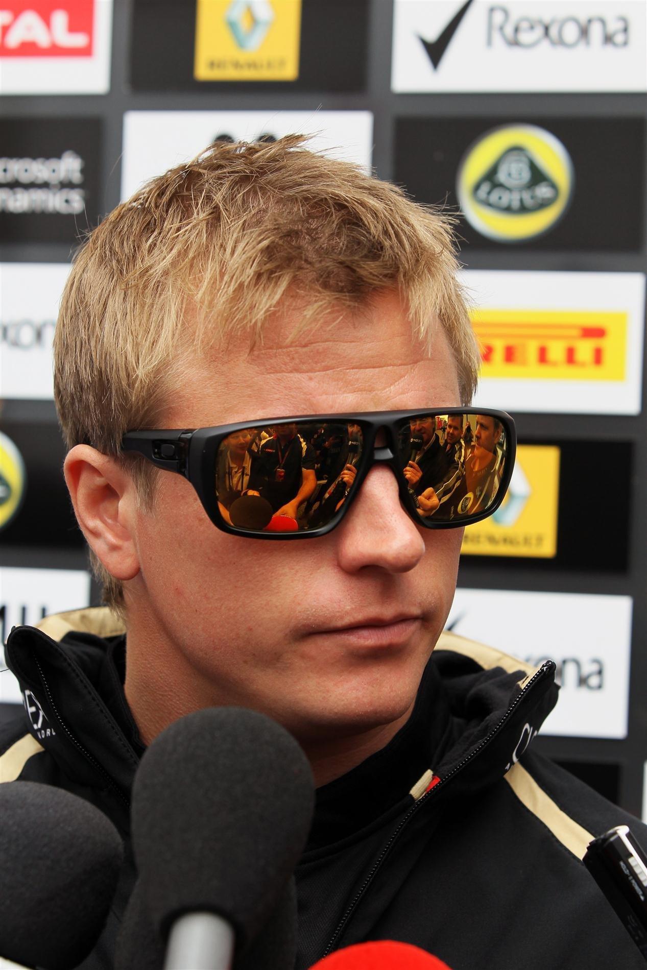 Pictures Of Kimi Raikkonen