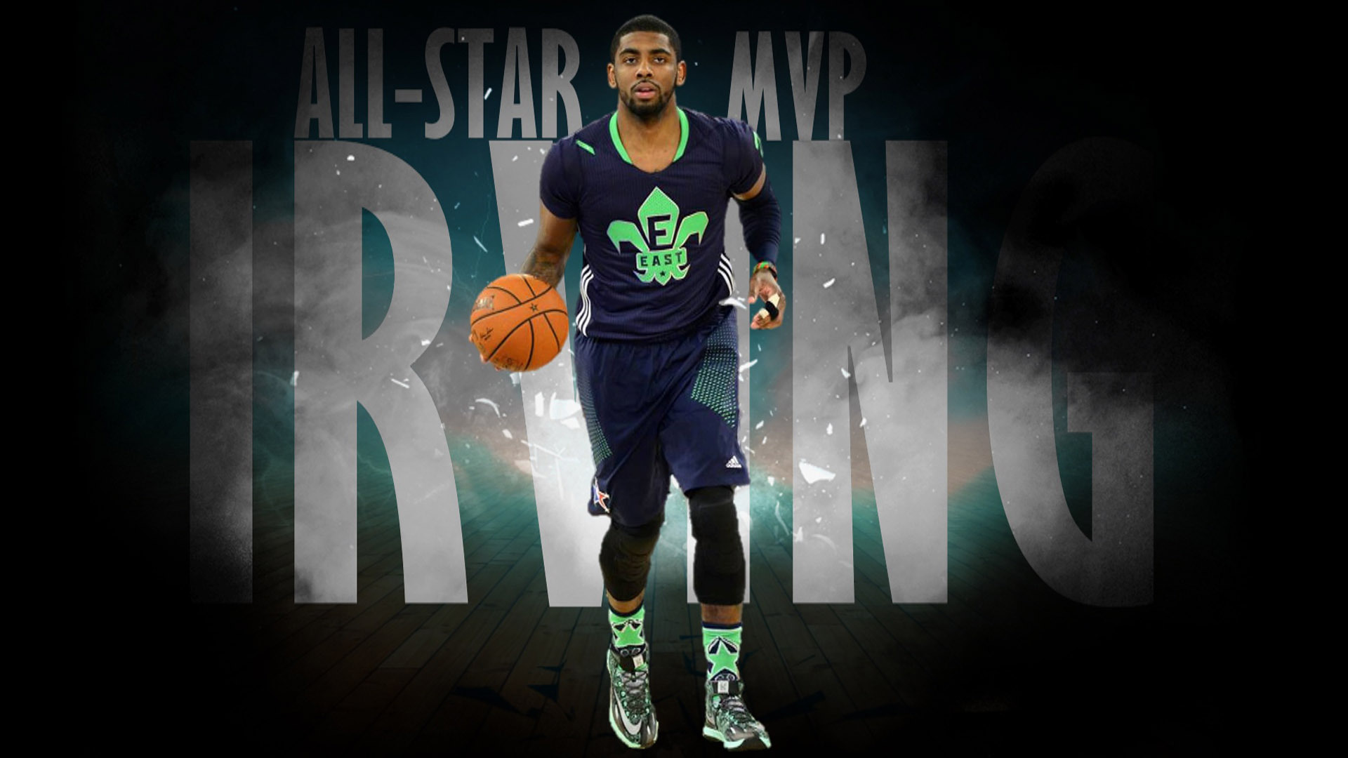 Pictures Of Kyrie Irving