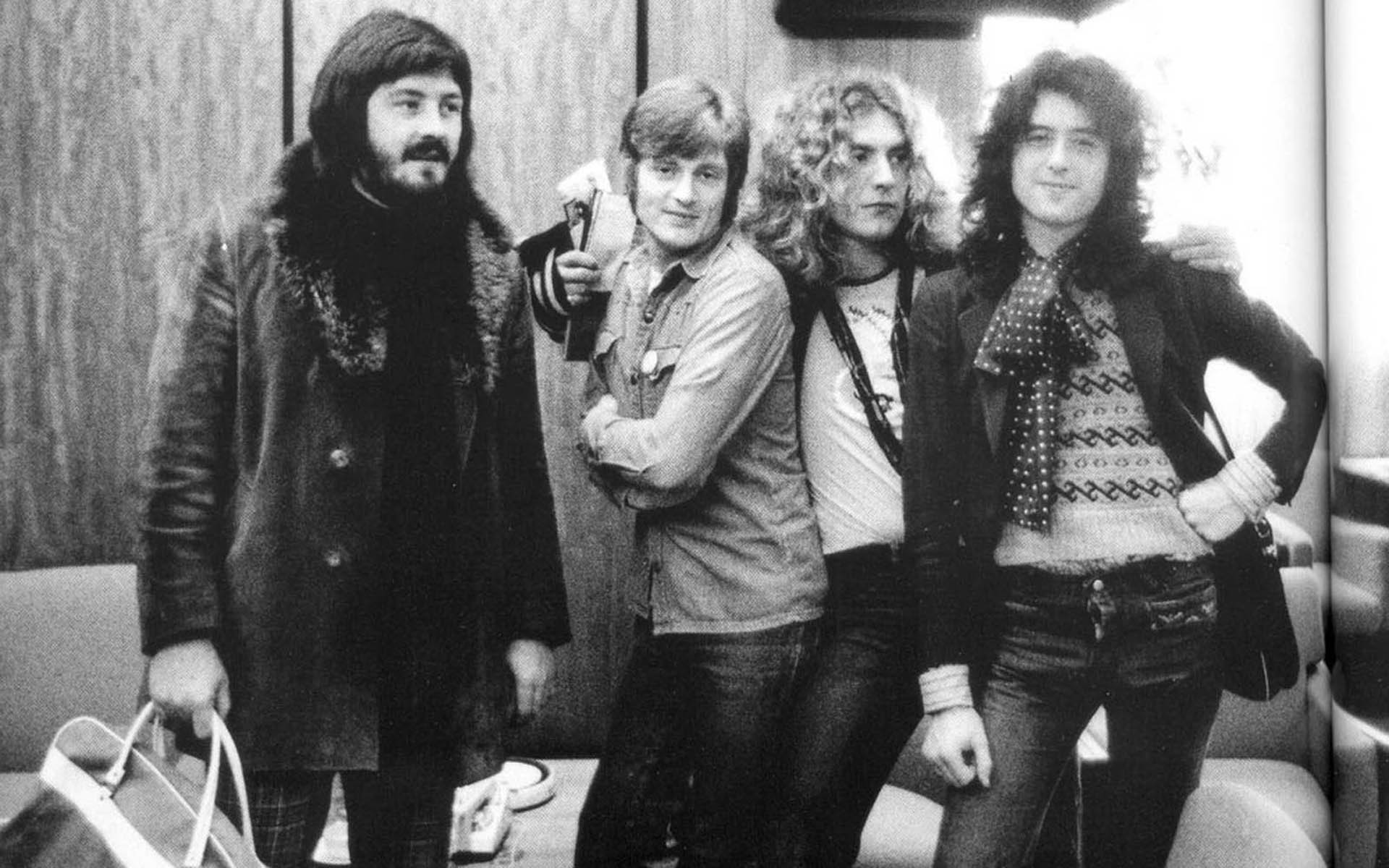 Pictures Of Led Zeppelin