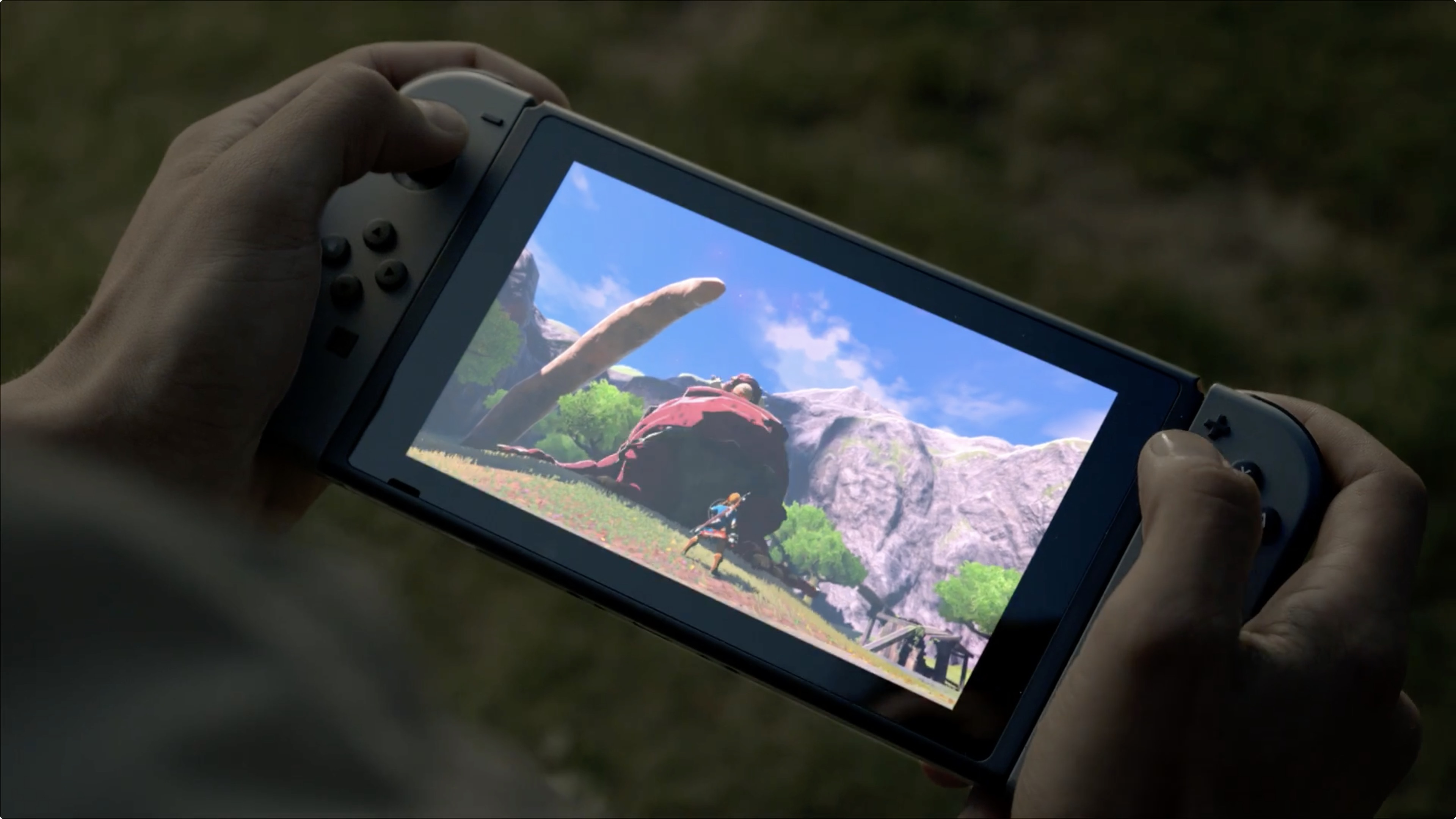Pictures Of Nintendo Switch