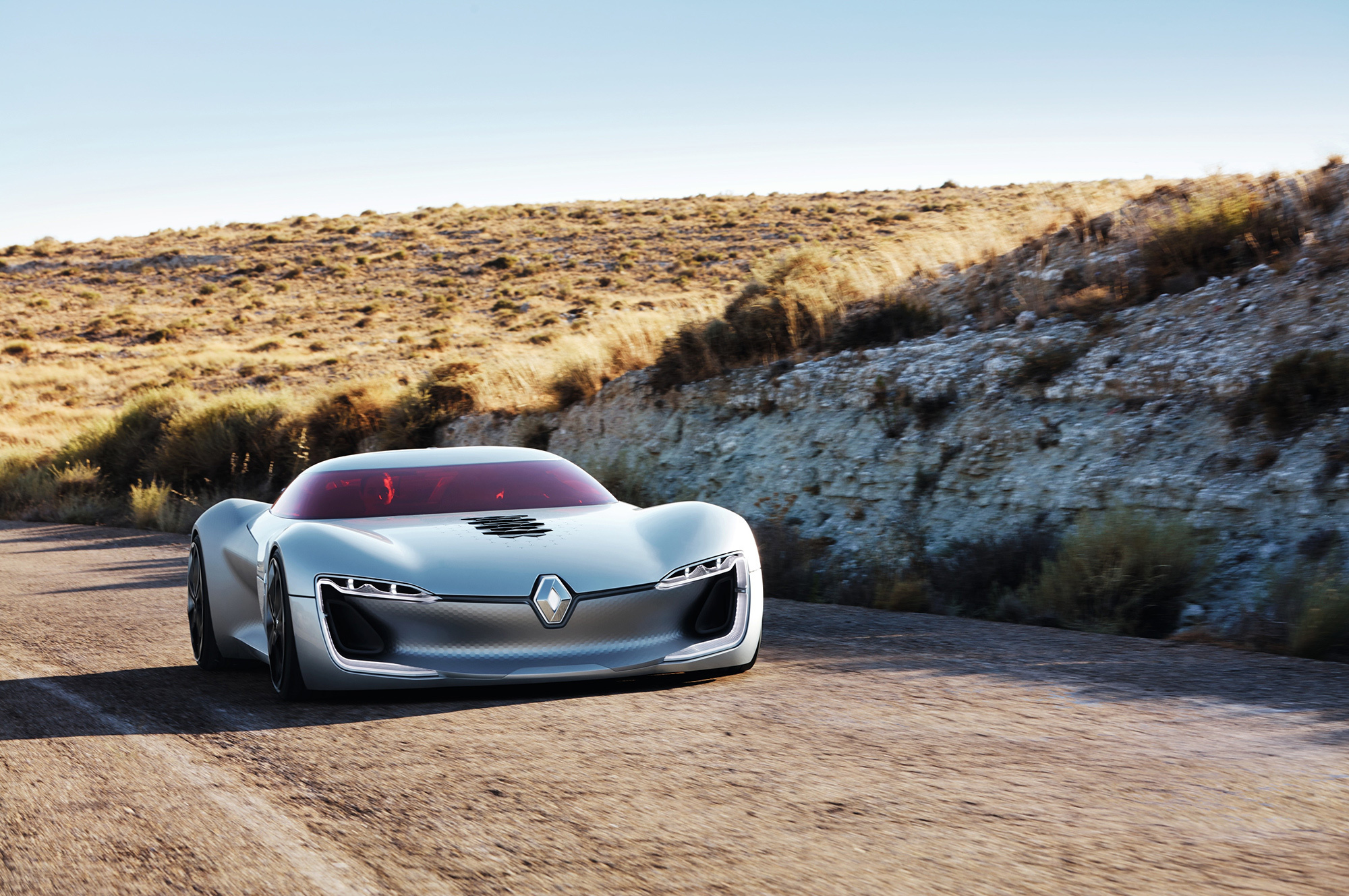 Pictures Of Renault Trezor Concept
