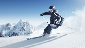 Pictures Of Skiing