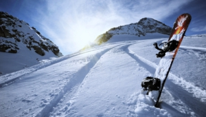 Pictures Of Snowboarding