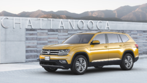 Pictures Of Volkswagen Atlas