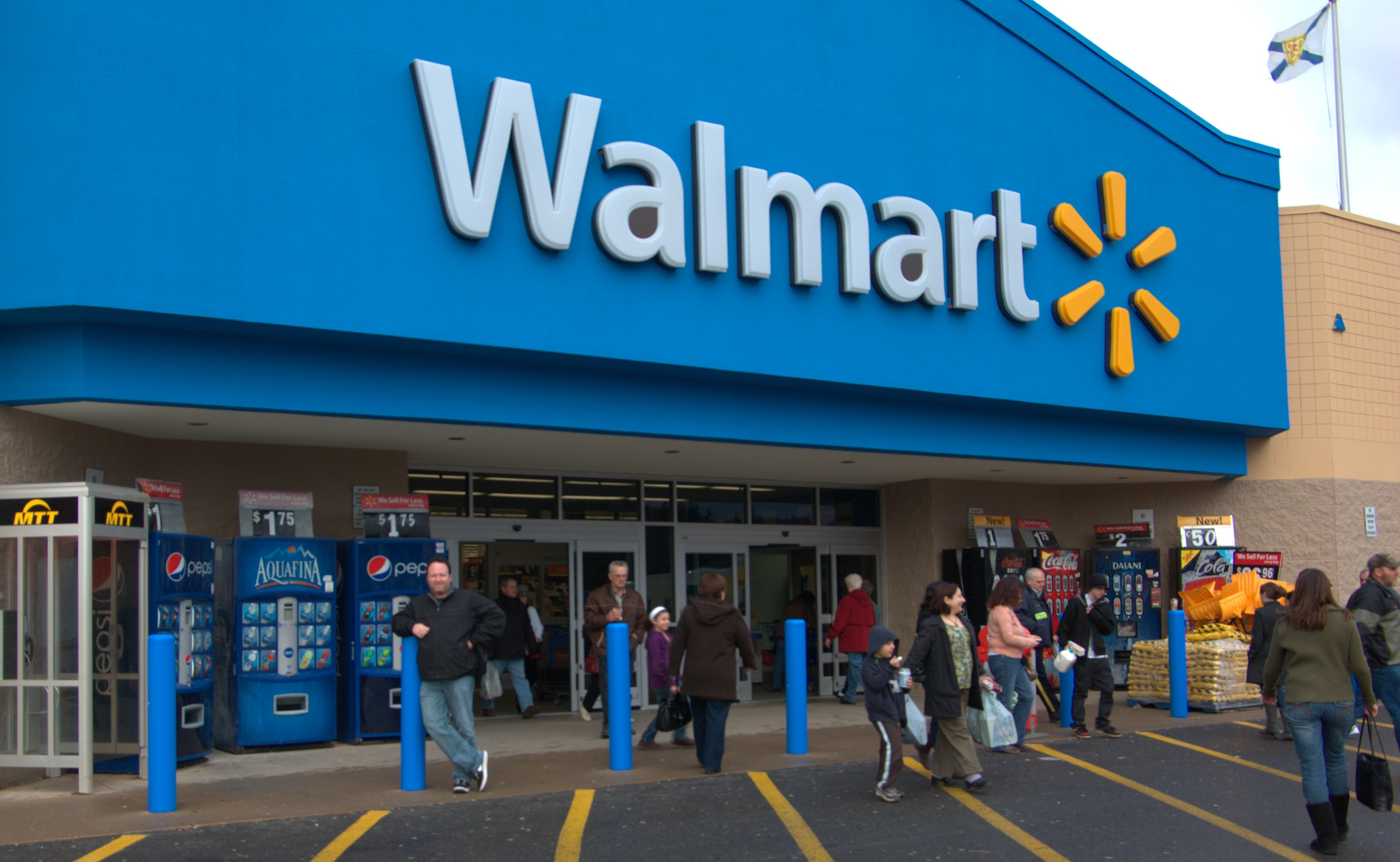Pictures Of Walmart