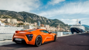 Pictures Of Zenvo St1