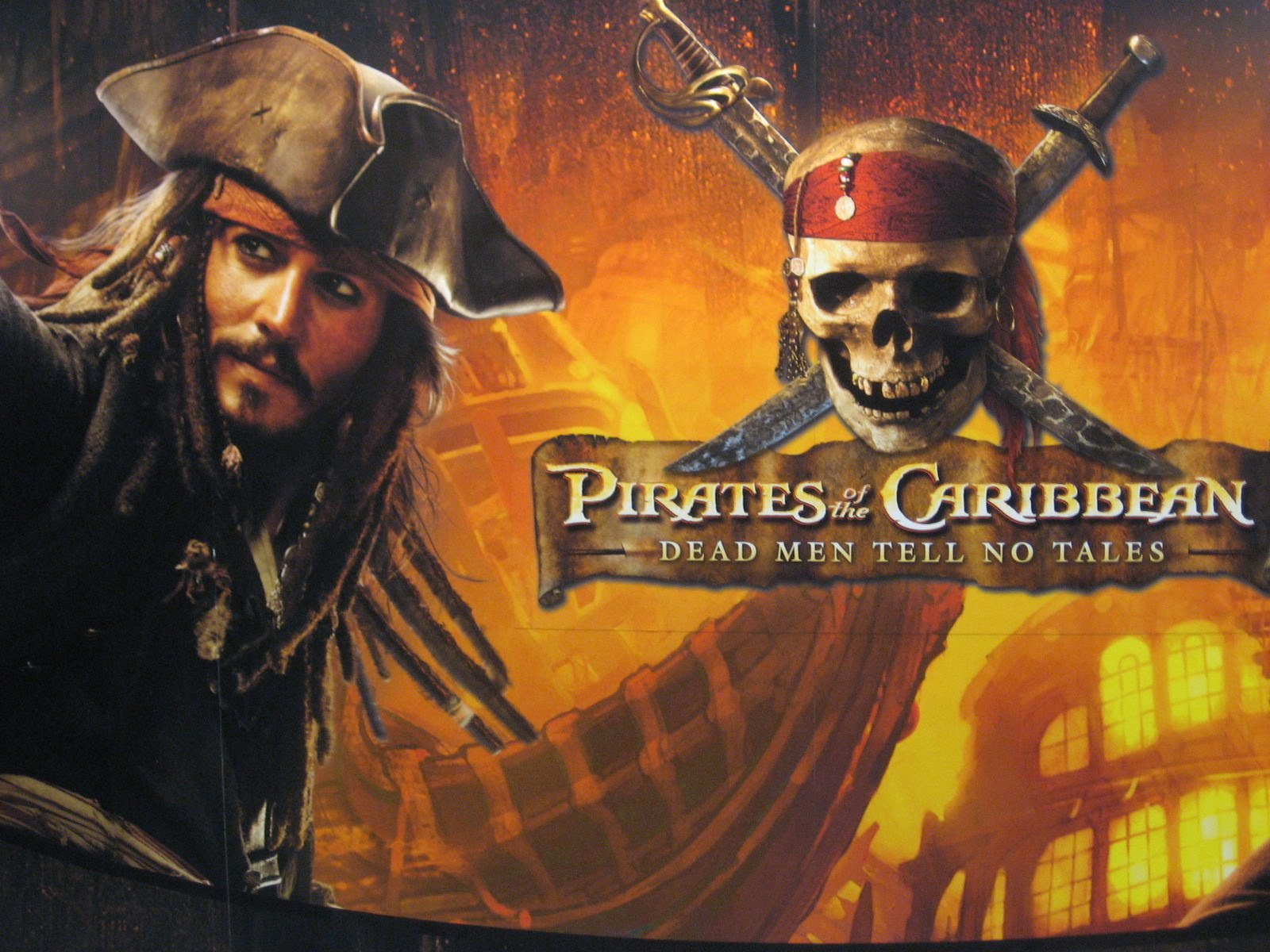 Pirates Of The Caribbean Dead Men Tell No Tales Photos