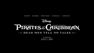 Pirates Of The Caribbean Dead Men Tell No Tales Wallpapers HD