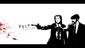 Pulp Fiction For Deskto