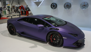Purple Lamborghini Hd Iphone