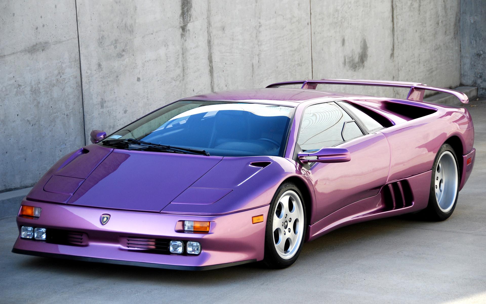 Purple Lamborghini Wallpaper For Iphone