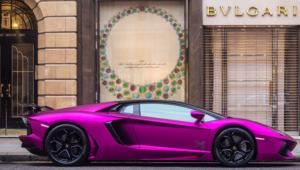 Purple Lamborghini Iphone Images