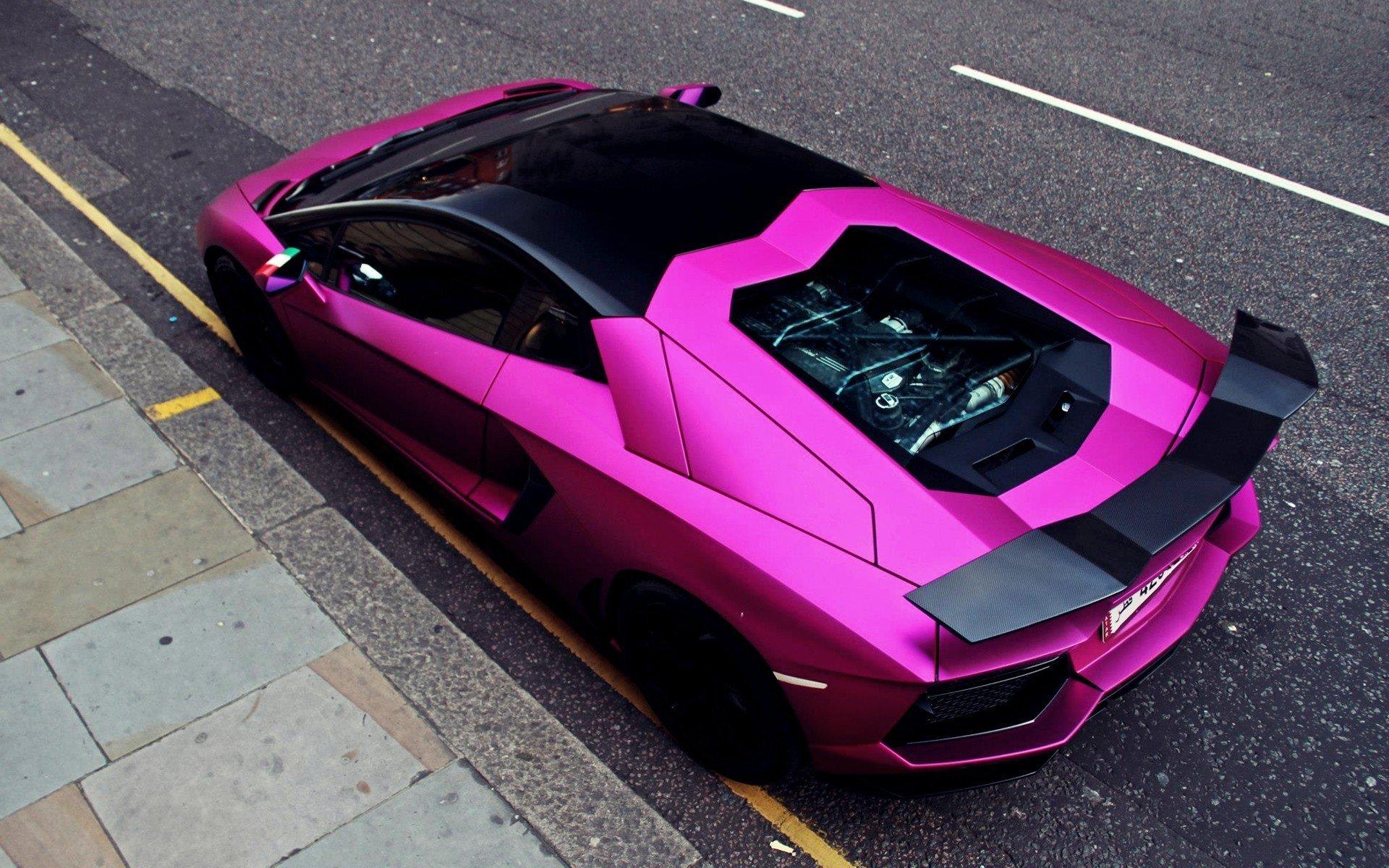 Purple Lamborghini Iphone Wallpapers