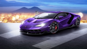 Purple Lamborghini Wallpaper For Android