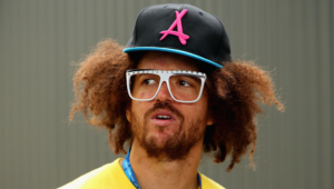 Redfoo Computer Wallpaper