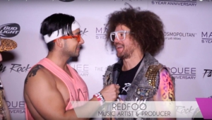 Redfoo Hd Background