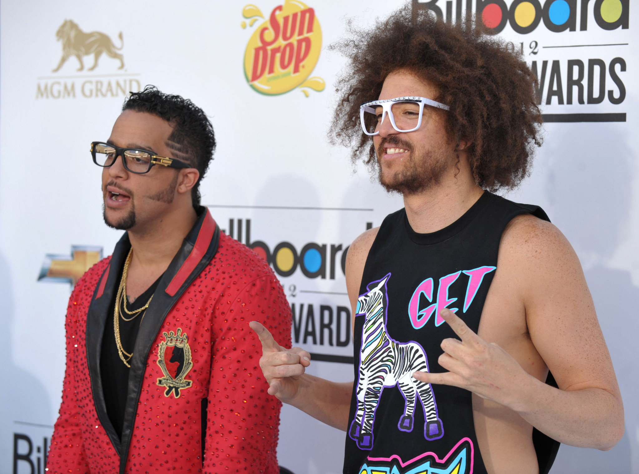 Redfoo High Definition