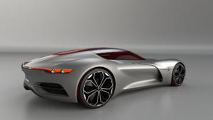 Renault Trezor Concept Desktop Images