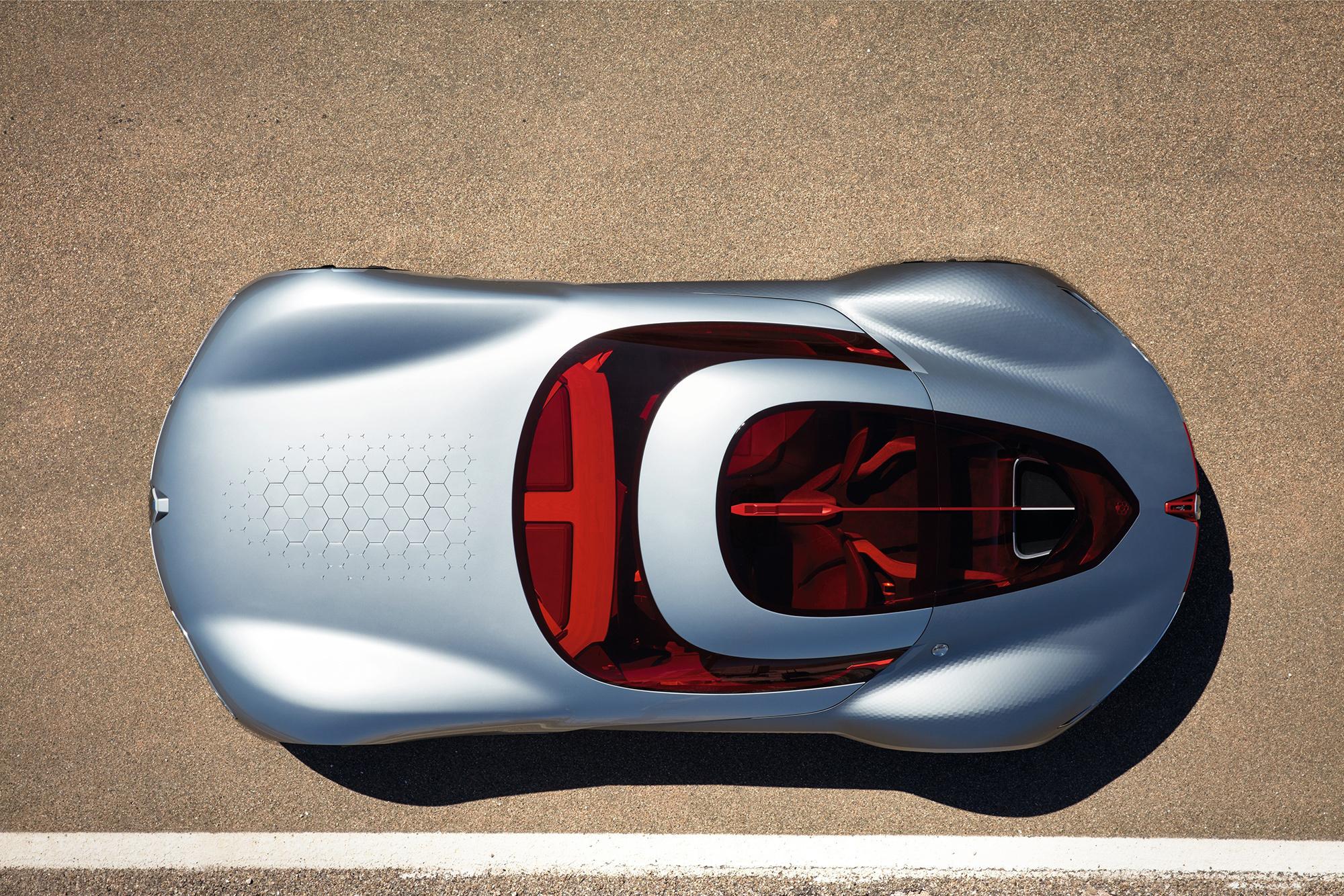 Renault Trezor Concept Deskto