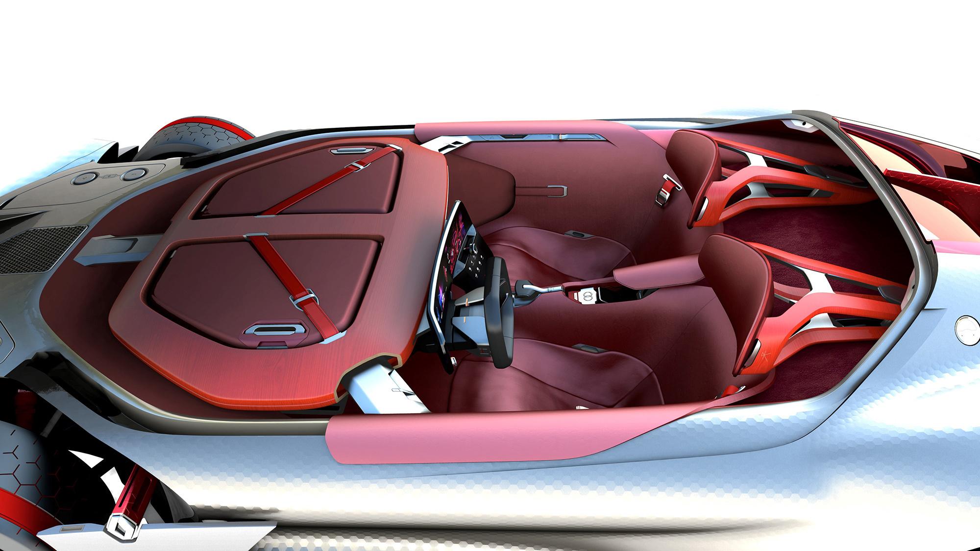 Renault Trezor Concept Download