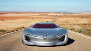 Renault Trezor Concept HD