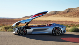 Renault Trezor Concept HD Wallpaper