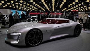 Renault Trezor Concept HD Pics