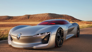 Renault Trezor Concept High Definition Wallpapers