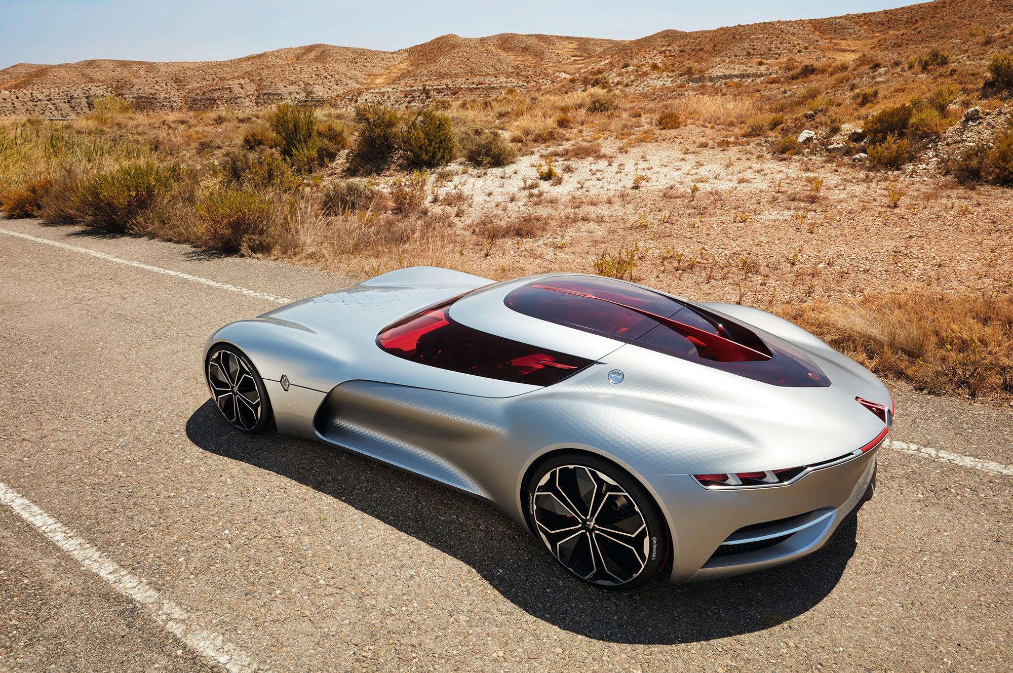 Renault Trezor Concept Images