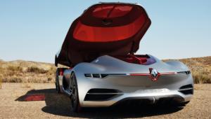 Renault Trezor Concept Pictures