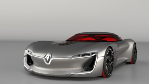 Renault Trezor Concept Wallpaper For Computer