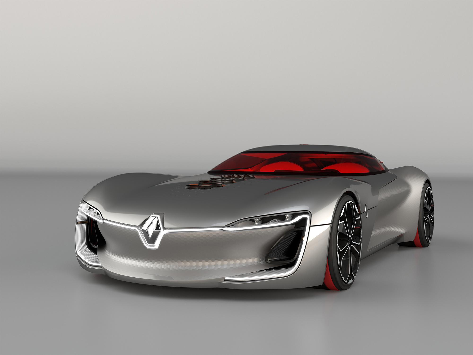 Renault Trezor Concept Wallpaper For Computer