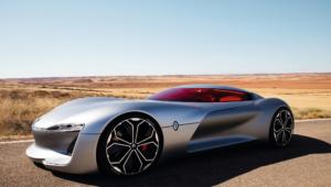 Renault Trezor Concept For Deskto
