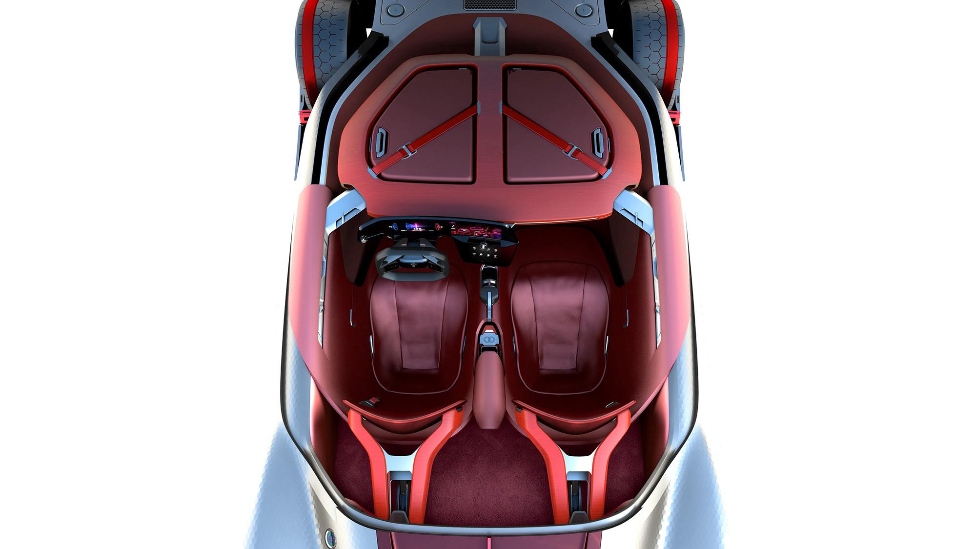 Renault Trezor Concept For Desktop Background