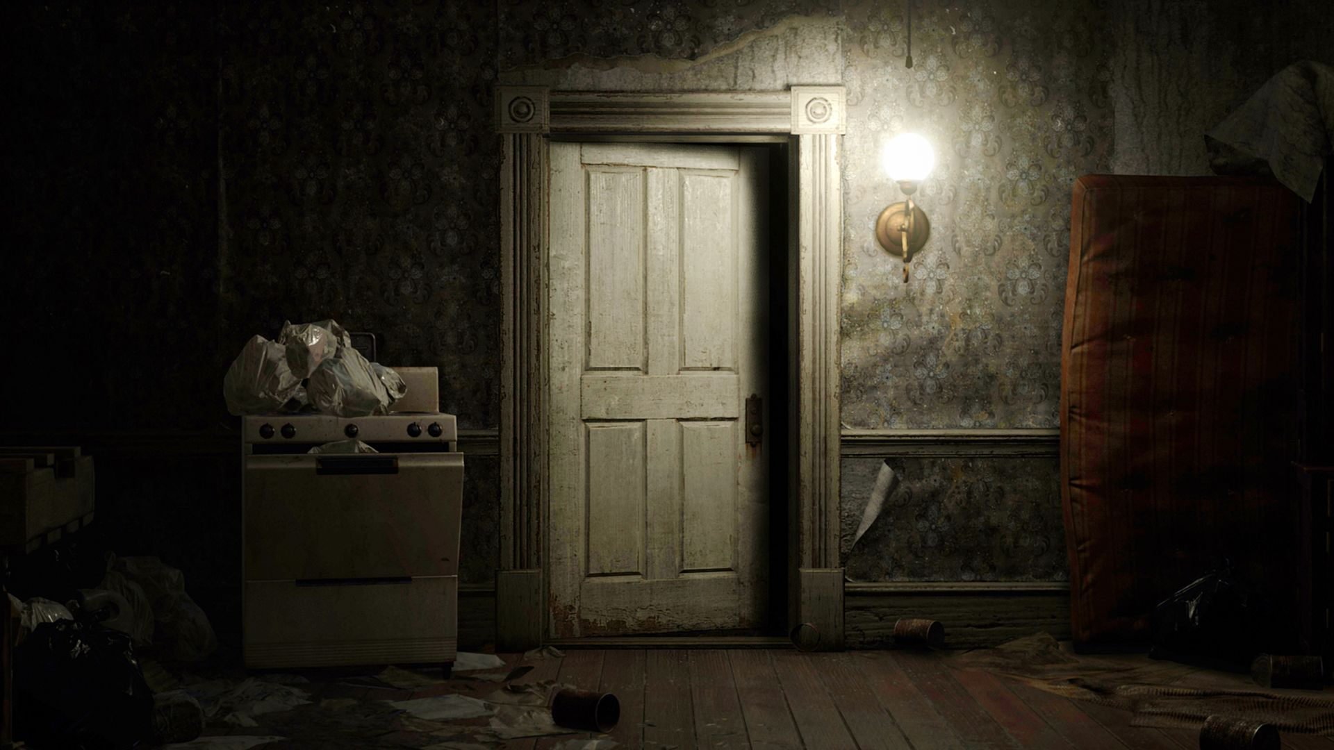 Resident Evil 7 Pictures