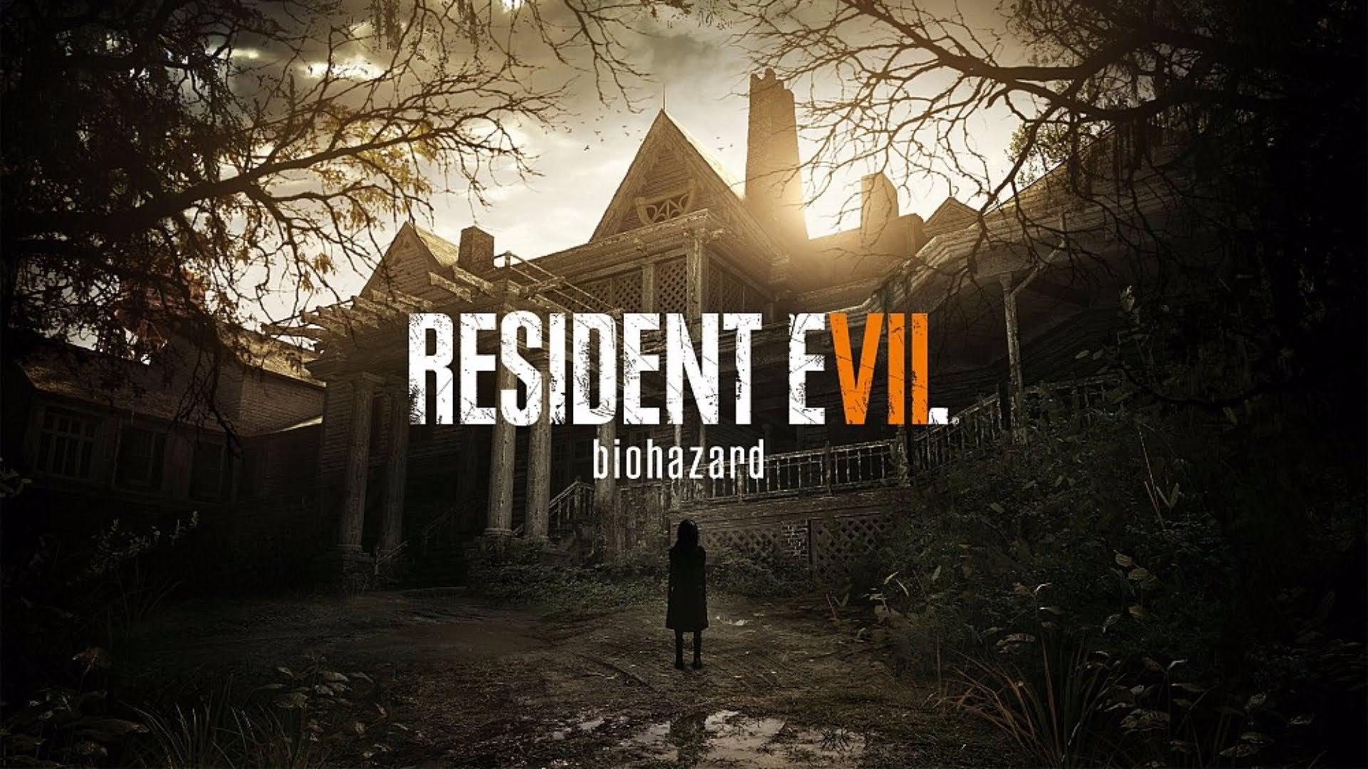 Resident Evil 7 Wallpapers