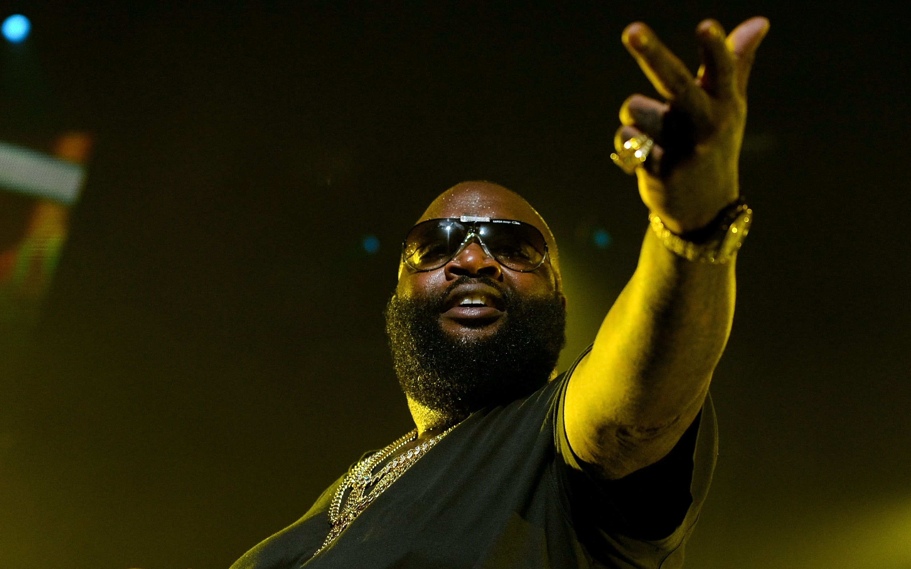 Rick Ross Hd Wallpaper
