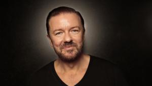 Ricky Gervais Computer Wallpaper