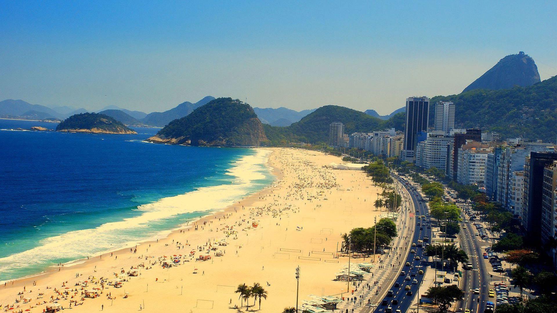 Rio De Janeiro HD Wallpaper