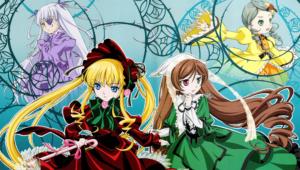 Rozen Maiden HD Deskto