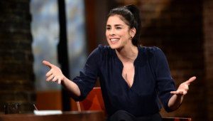Sarah Silverman Background