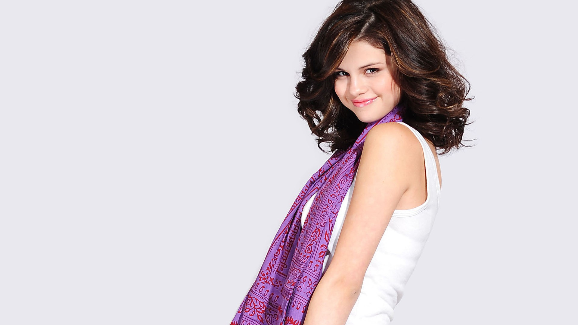 Selena Gomez Deskto
