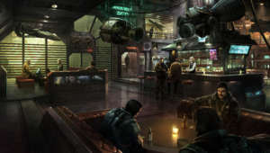 Shadowrun Returns High Definition Wallpapers