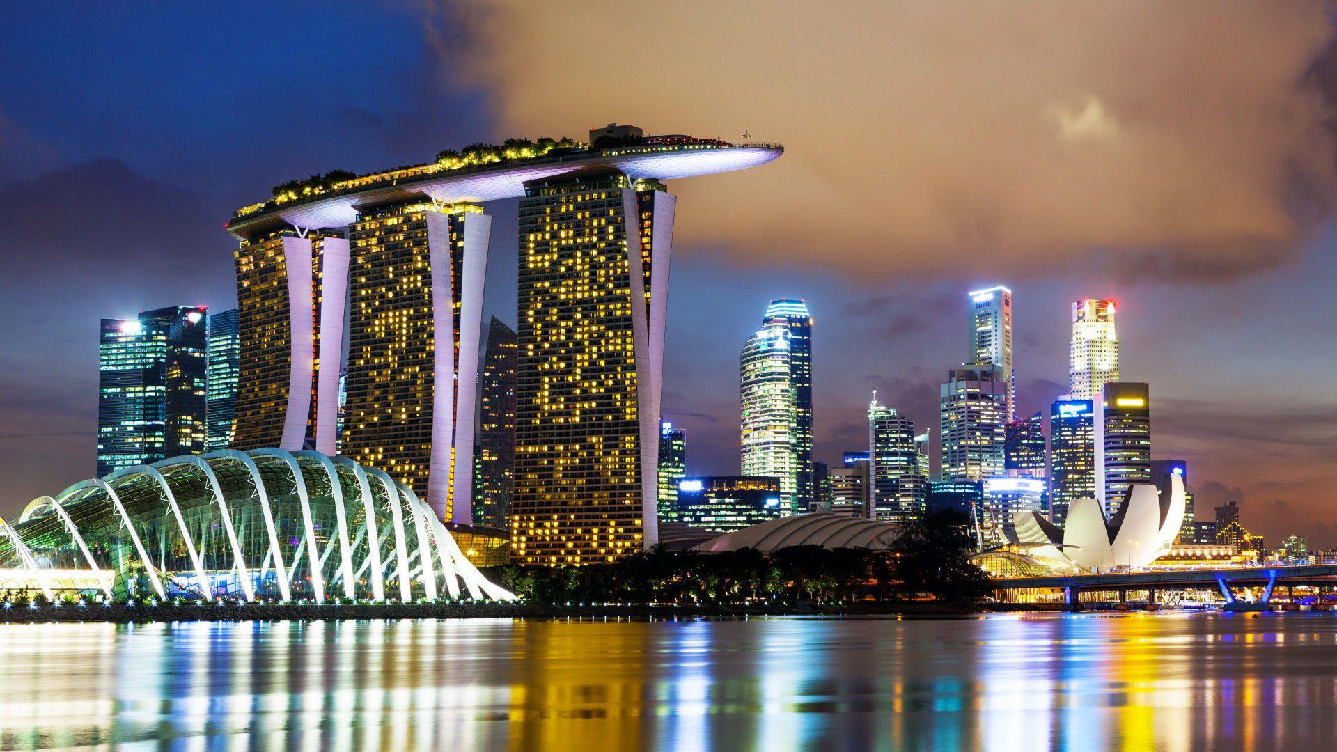 Singapore HD Wallpaper