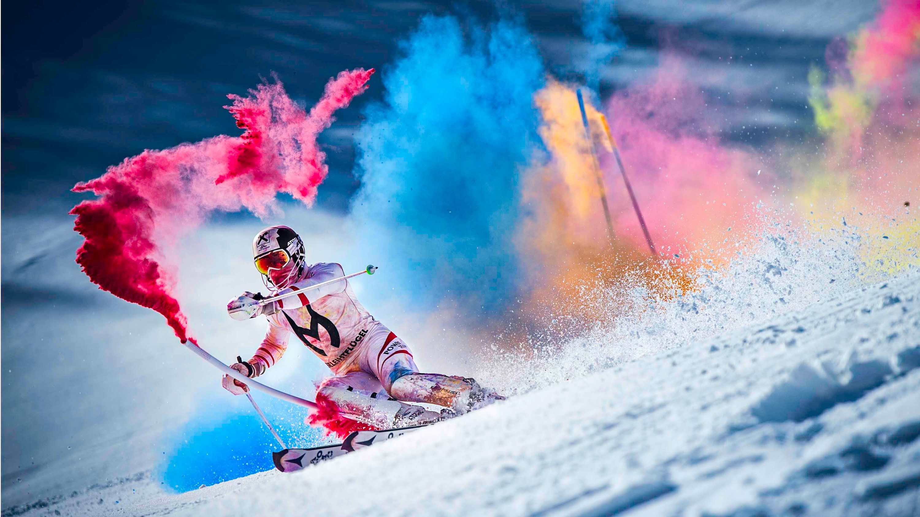 Skiing High Definition Wallpapers