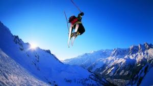 Skiing Photos