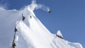 Snowboarding 4k