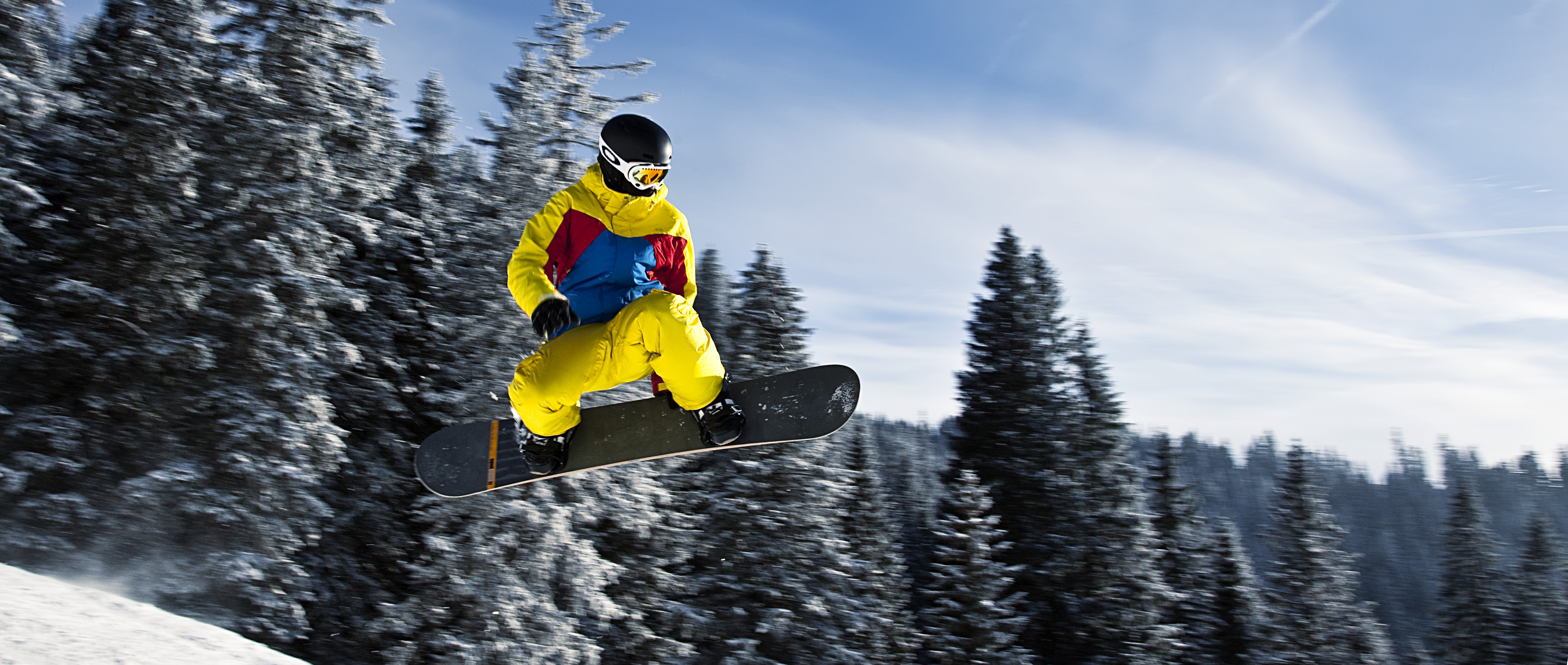 Snowboarding High Definition Wallpapers