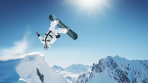 Snowboarding Wallpapers Hd