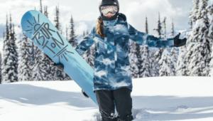 Snowboarding Widescreen
